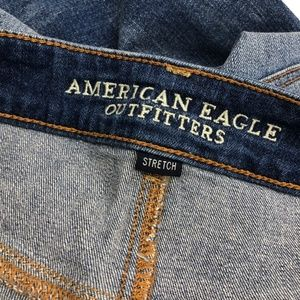American Eagle Outfitters Jeans - American Eagle Tomgirl Distressed Jeans